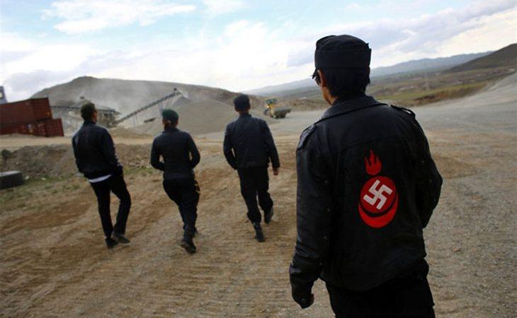 Neonazis en Mongolia