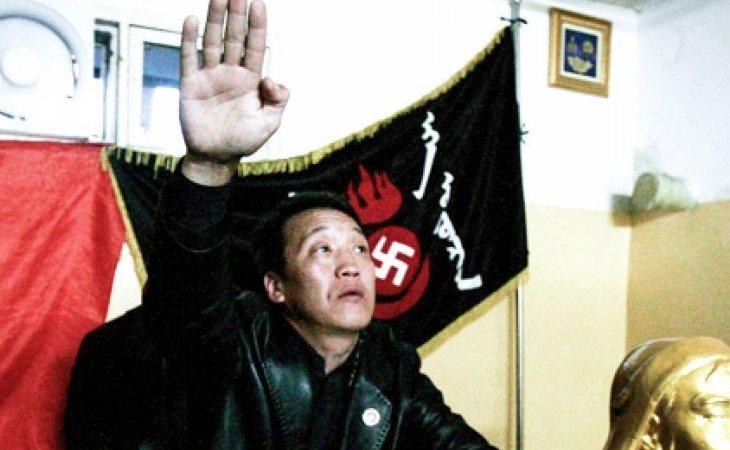 Tsagaan Khas, grupo de neonazis en Mongolia