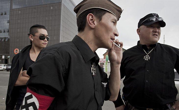 Los neonazis de mongolia buscan la pureza de su sangre