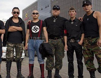 Así son los nazis de Mongolia que admiran a Franco y odian a China