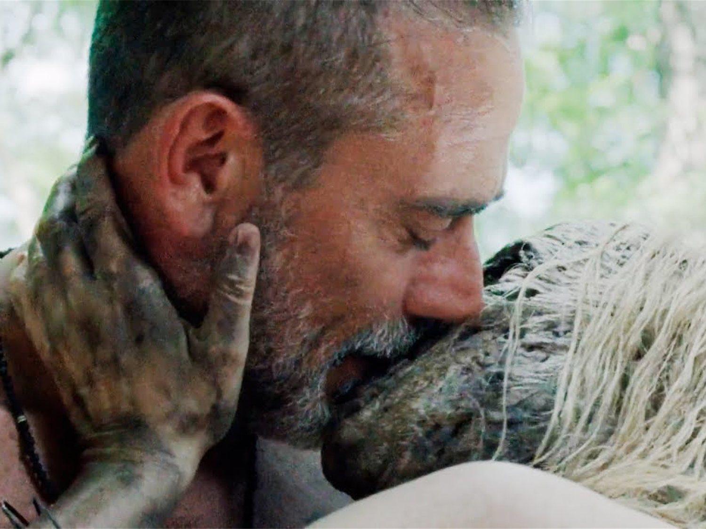 La asquerosa escena de sexo de 'The Walking Dead' que ha dejado estupefactos a los fans