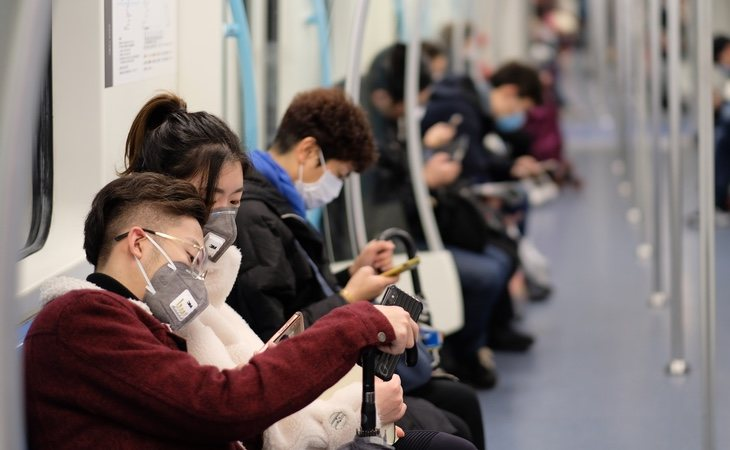 Asia ha sido el continente más afectado hasta la fecha por el coronavirus