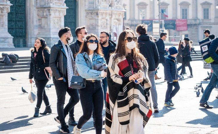 El norte de Italia se ha convertido en el epicentro del coronavirus en el Viejo Continente