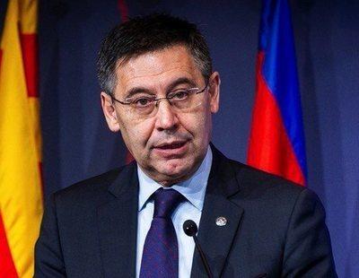 Las cuentas falsas que criticaban el procés en Twitter defienden al presidente del Barça