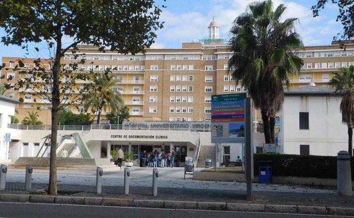 El paciente se encuentra ingresado en el Hospital Virgen de la Macarena de Sevilla