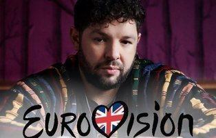 James Newman, representante de Reino Unido en Eurovisión 2020 con 'My Last Breath'