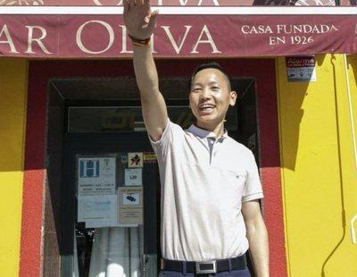 """El 'chino facha' pierde su bar: """"No me lo alquilan porque dicen que soy un fascista"""""""