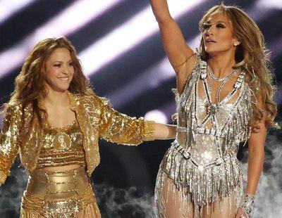 """El show de Shakira y Jennifer López en la Super Bowl recibe más de 1.300 quejas por """"pornográfico"""""""