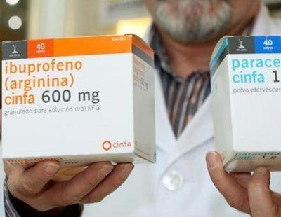 Los riesgos de abusar del consumo de ibuprofeno y paracetamol