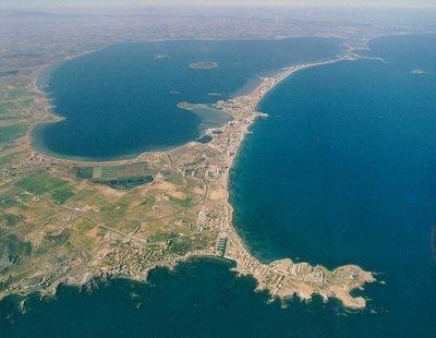 Muere el piloto del avión del Ejército del Aire siniestrado en La Manga (Murcia)