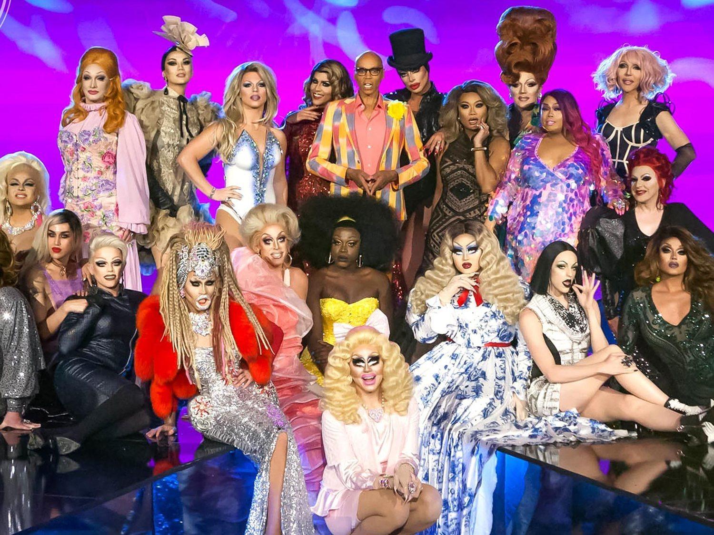 El ranking de las temporadas 'RuPaul's Drag Race' de peor a mejor