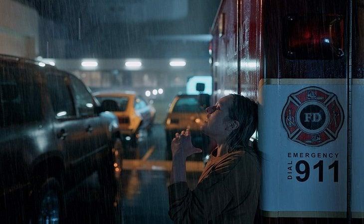 Elisabeth Moss en 'El hombre invisible', de Leigh Whannell