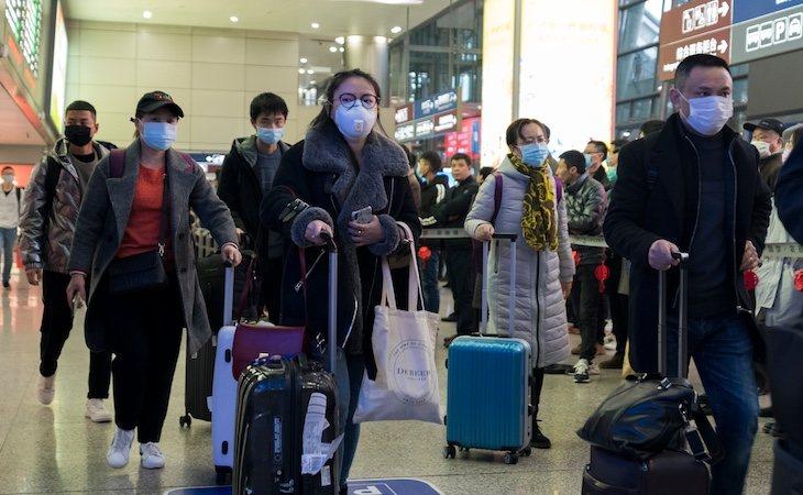 Ya ha habido varias recaídas en China