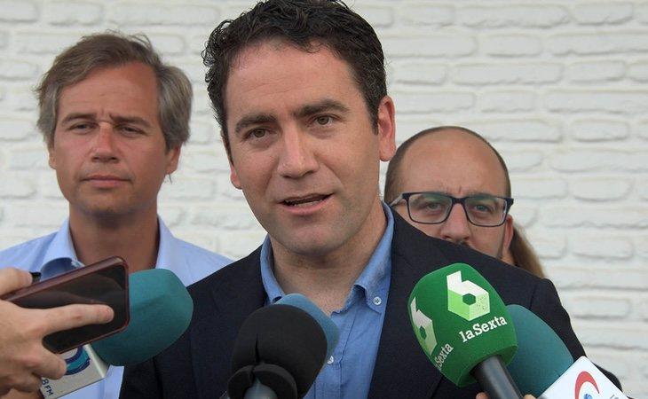 Feijóo planea forzar la salida del secretario general del PP, Teodoro García Egea