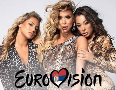 La girlband Hurricane, representante de Serbia, sacudirá Eurovisión 2020 con 'Hasta la vista'