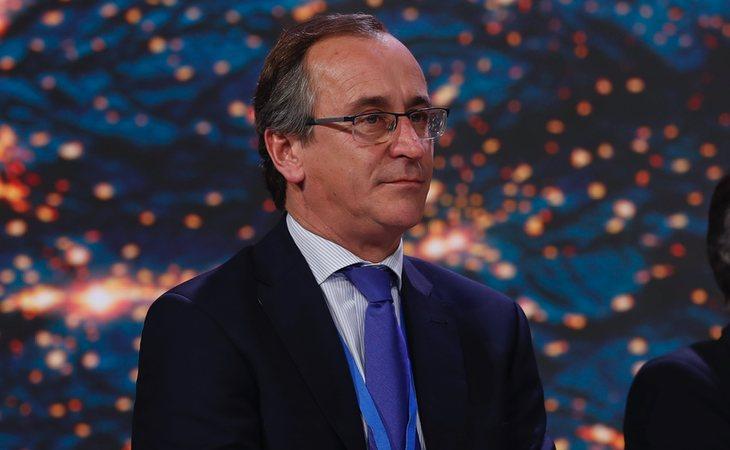 Alfonso Alonso, ex líder del PP vasco y víctima de la coalición PP+Cs