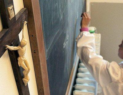 Un colegio religioso pregunta a sus alumnos si han practicado la homosexualidad