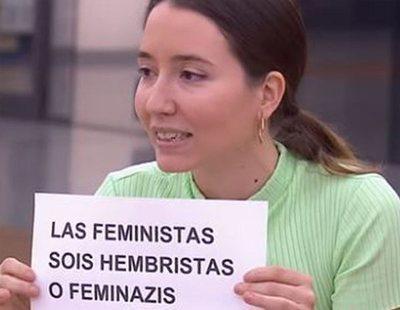 Ciudadanos y VOX piden el cierre de TVE por una charla feminista en 'OT 2020'
