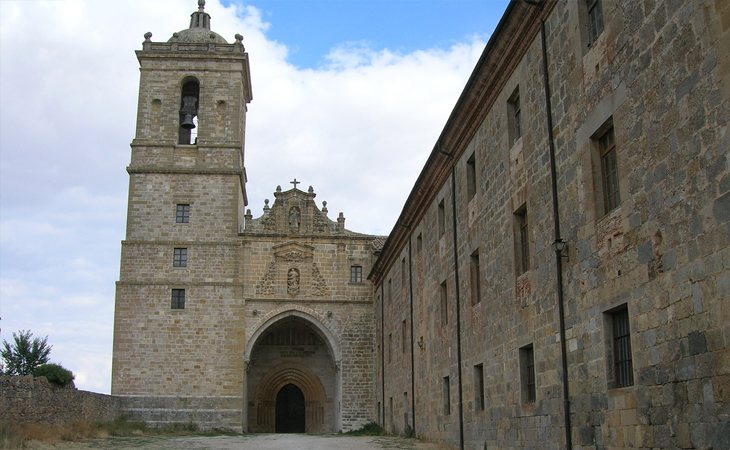 El Monasterio de Iratxe (Navarra) se convertirá en la localización principal de la serie