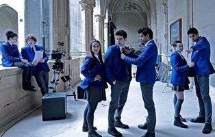 'El Internado: Las Cumbres' ficha a Mina El Hammani y comienza su rodaje en Navarra