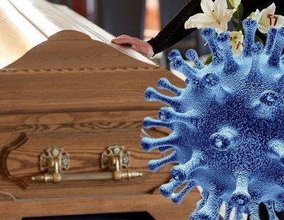 Protocolo para muertos por coronavirus: sin autopsia y velatorio con ataúd cerrado