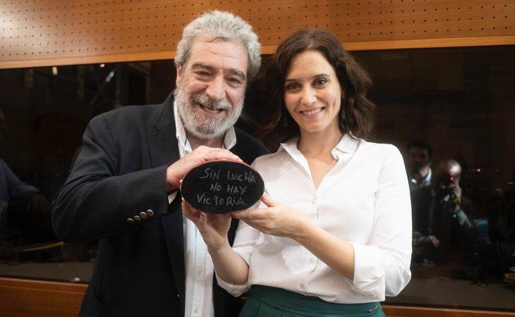 La mano de Miguel Ángel Rodríguez sobre Ayuso se ha dejado ver en algunas de sus decisiones