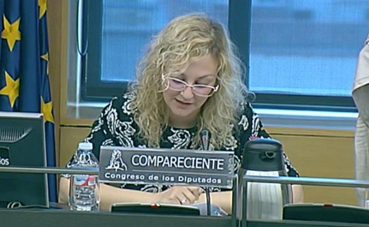 María Sevilla, expresidente de Infancia Libre