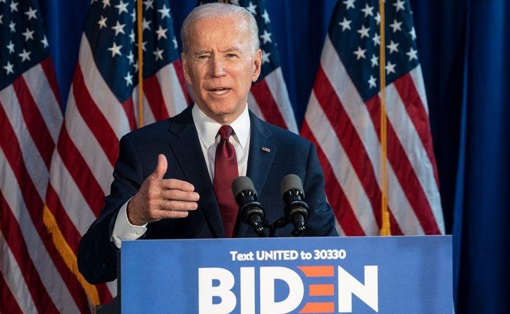 Joe Biden genera actualmente más consenso tras ganar el Supermartes