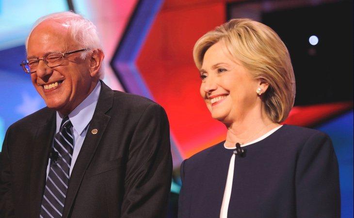 Sanders cuenta con el aval de 2016, cuando Hillary Clinton no superó a Trump utilizando una campaña completamente tradicional frente al populismo