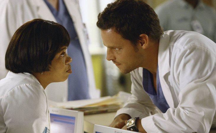 Alex planta cara a Bailey en 'Anatomía de Grey'