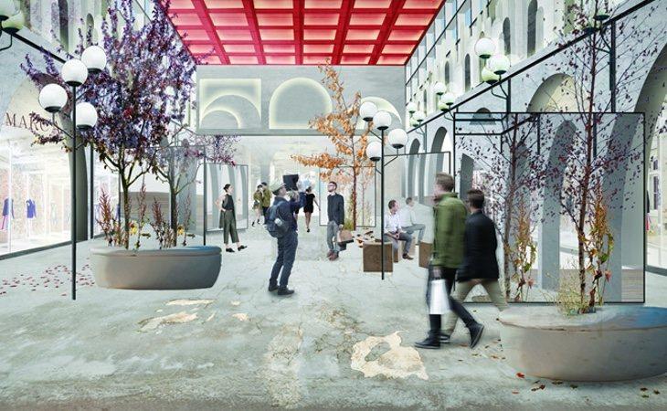 El nuevo centro comercial venderá las marcas de El Corte Inglés y otras independientes con un modelo adaptado a las actuales tendencias del retail