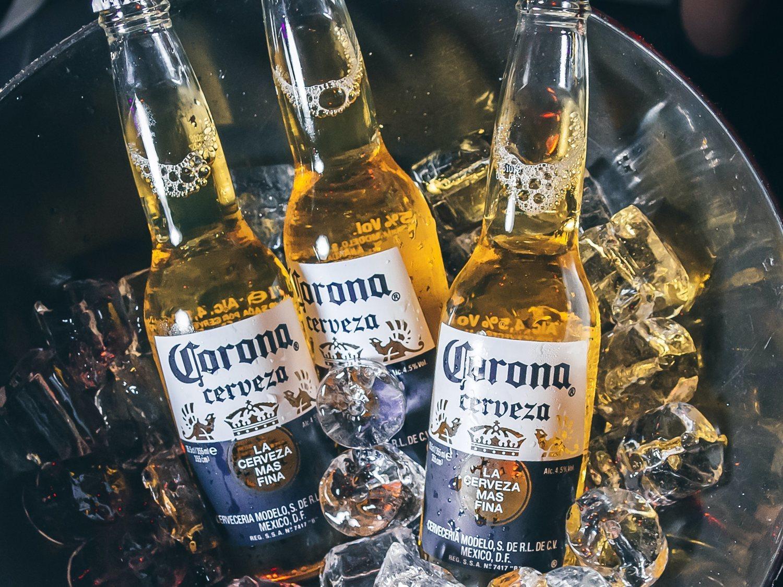 La cerveza Corona pierde millones de euros por el coronavirus
