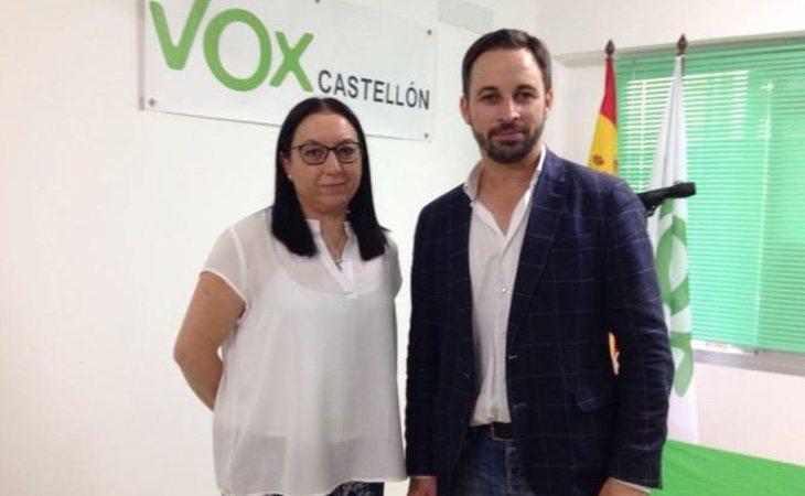 Llanos Massó es la líder de VOX en la provincia de Castellón