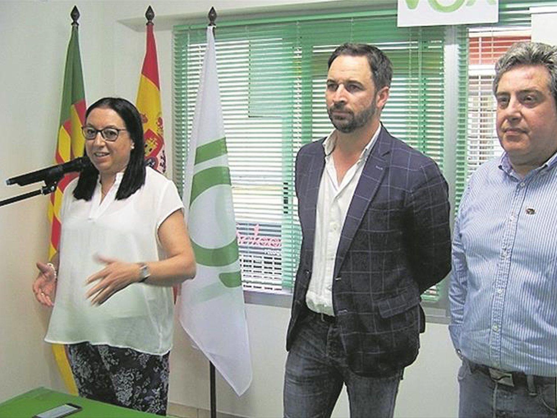 """La líder de VOX Castellón: """"Esto no es Podemos, aquí las decisiones no se toman por mayoría"""""""