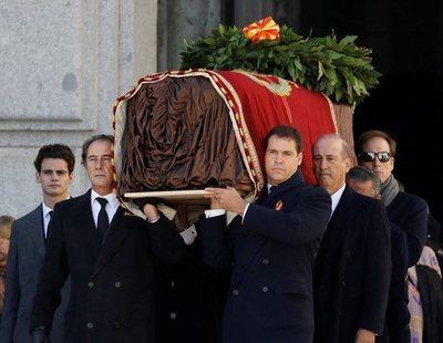 Los nietos de Franco llevan a Estrasburgo la exhumación del dictador