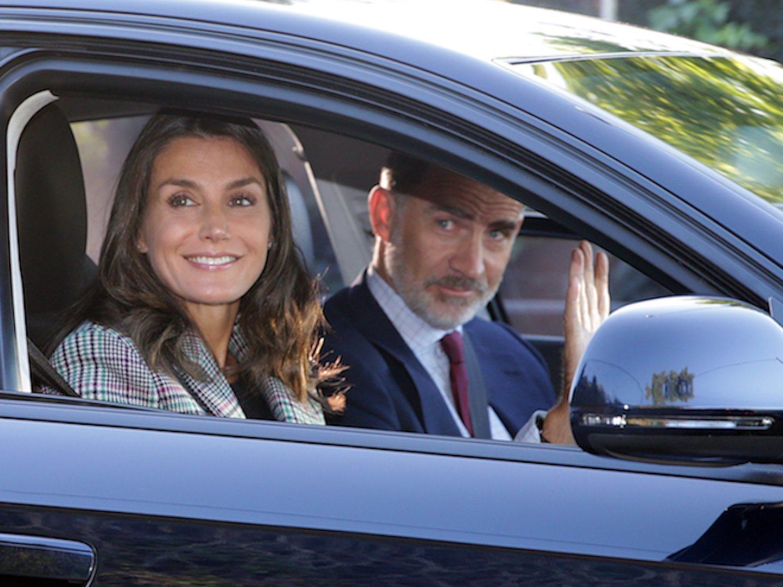 El Gobierno defiende la compra del coche de Felipe VI y Letizia por 454.500 euros