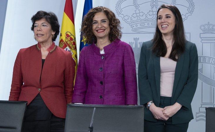 La ley sobre delito sexuales ha abierto una brecha en el Gobierno