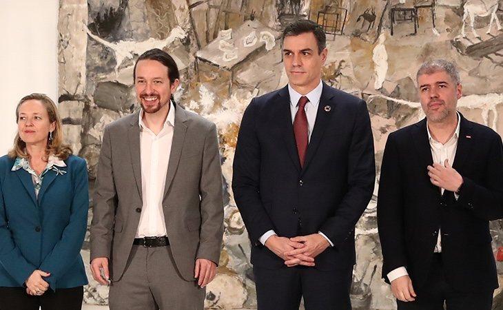 Iglesias y Sánchez han pactado todos los procedimientos para resolver cada tipo de crisis que se pueda abrir en el Gobierno