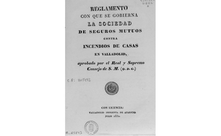Reglamento de las aseguradoras de Valladolid