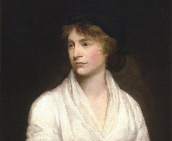 Mary Wollstonecraft autora de la 'Vindicación de los derechos de la mujer'