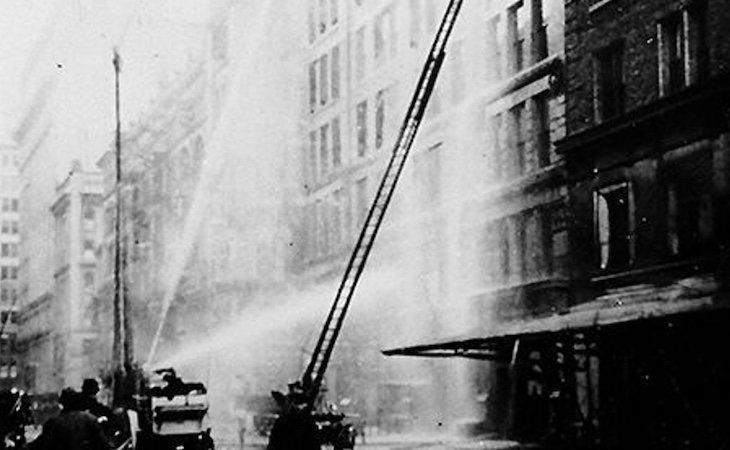 El incendio se llevó consigo a 146 víctimas