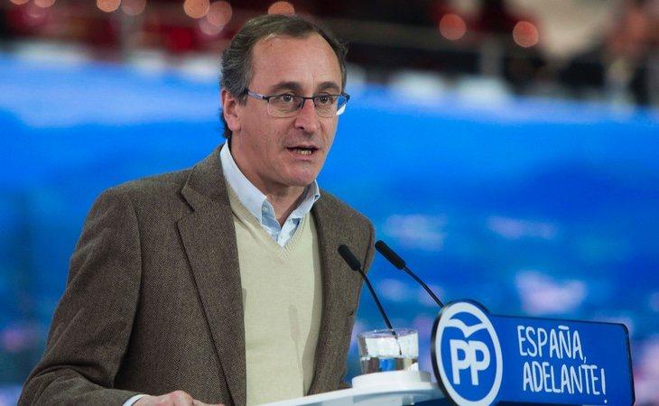 El relevo forzado de Alfonso Alonso ha abierto más división dentro del PP