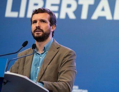 Las guerras que desangran al PP y dejan el futuro de Pablo Casado en el aire