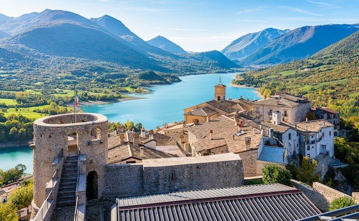 Abruzzo, el tesoro italiano