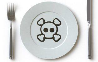 Los 6 alimentos más peligrosos del mundo