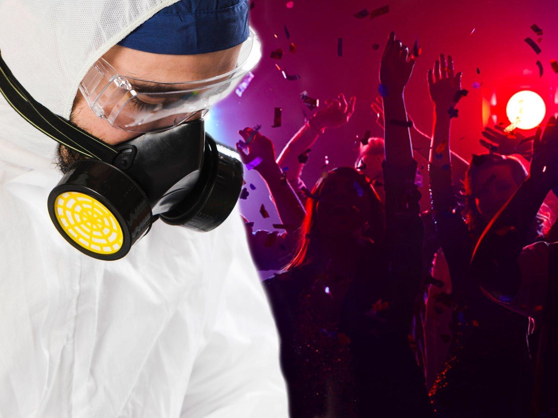 Suspenden las clases por coronavirus en Madrid y las discotecas aprovechan para sacar promociones