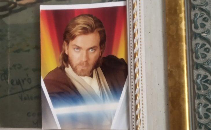 Estampita de Obi-Wan Kenobi