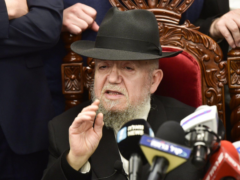 """Según un rabino, el coronavirus es """"un castigo divino por los desfiles del Orgullo gay"""""""