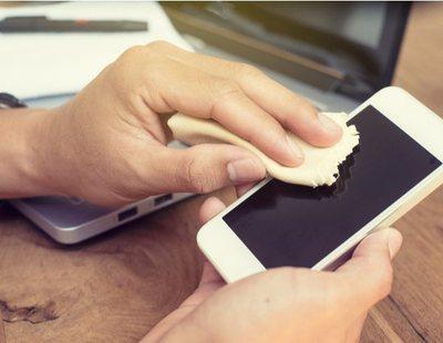 Coronavirus: ¿cómo desinfectar correctamente tu móvil?