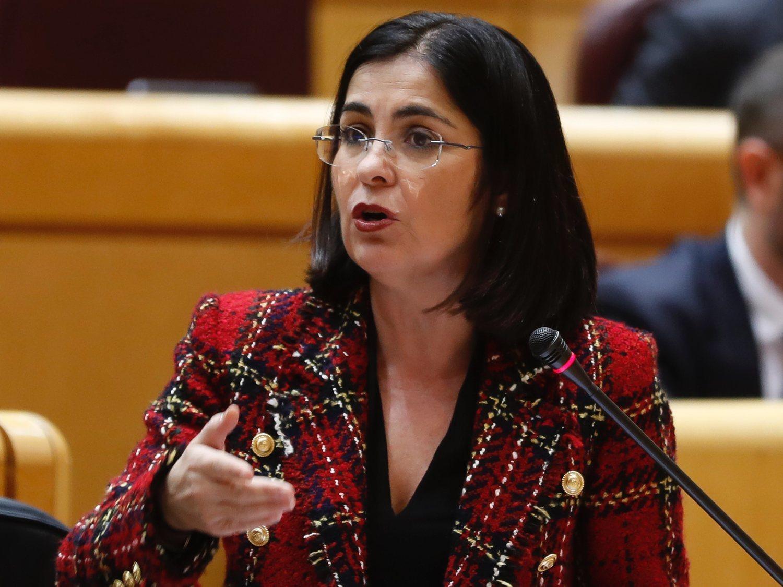 Carolina Darias, ministra de Política Territorial, da positivo en coronavirus